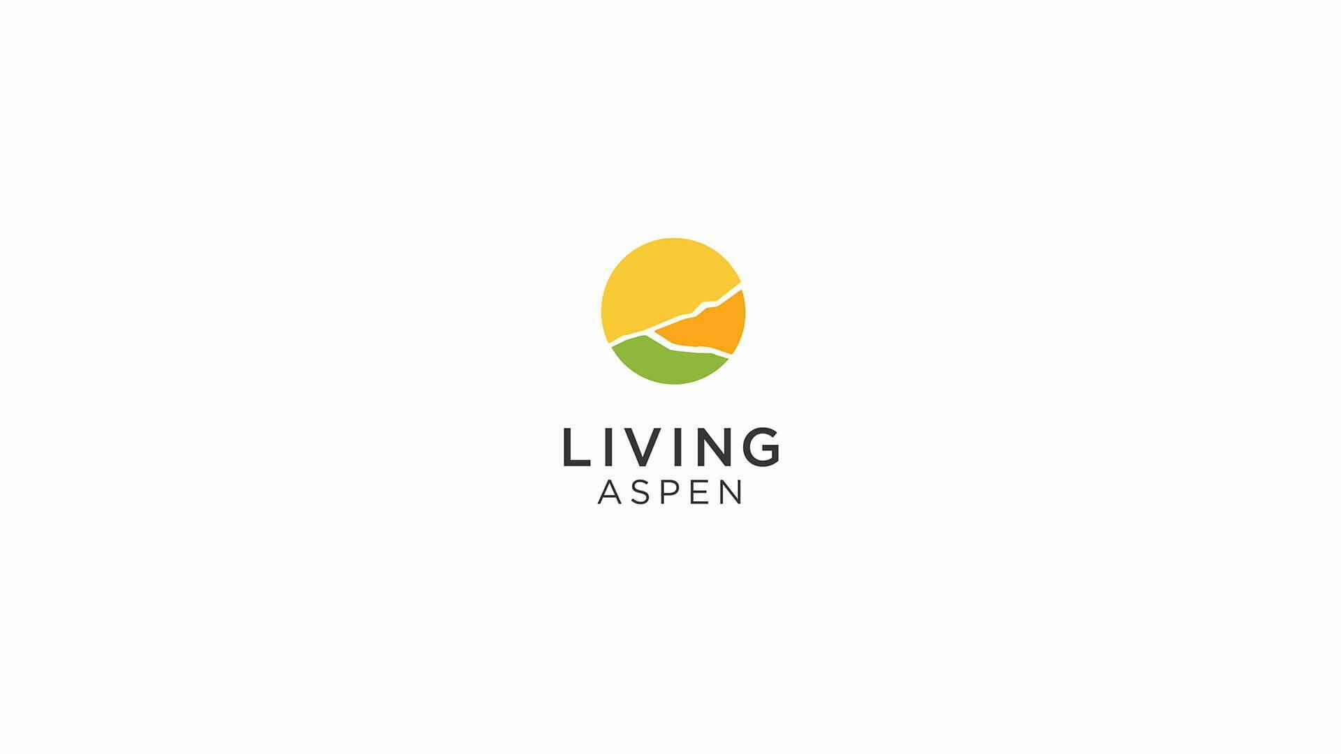 Living Aspen Mark and Type