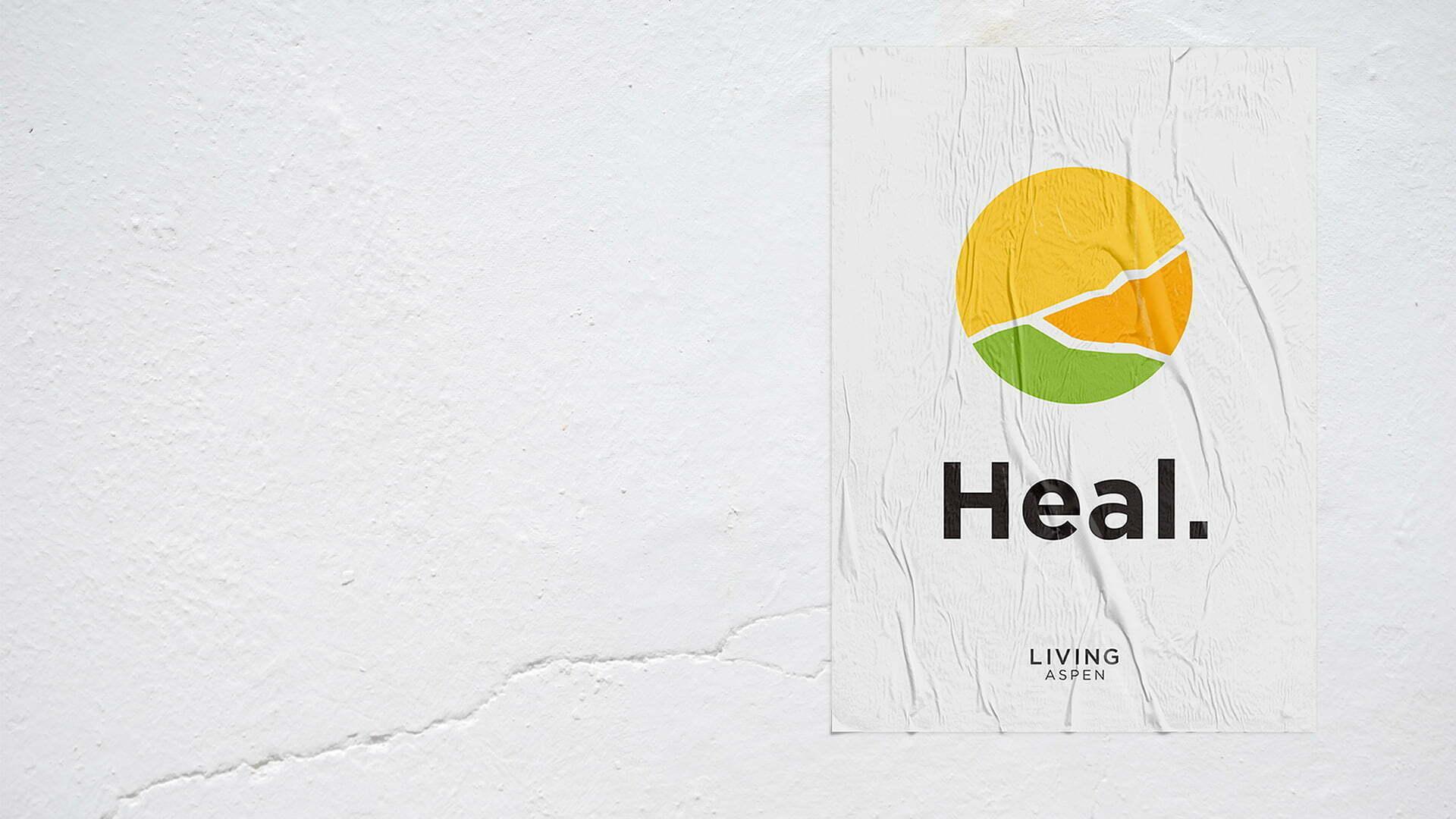 Living Aspen Poster