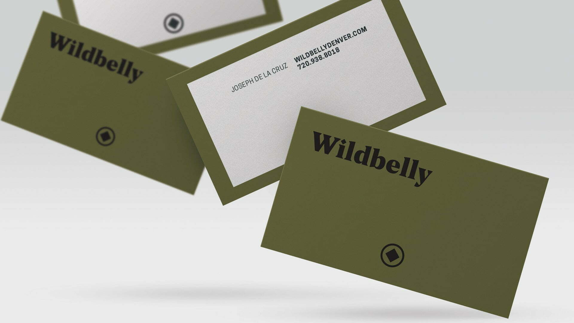 Wildbelly Business-Cards_Green