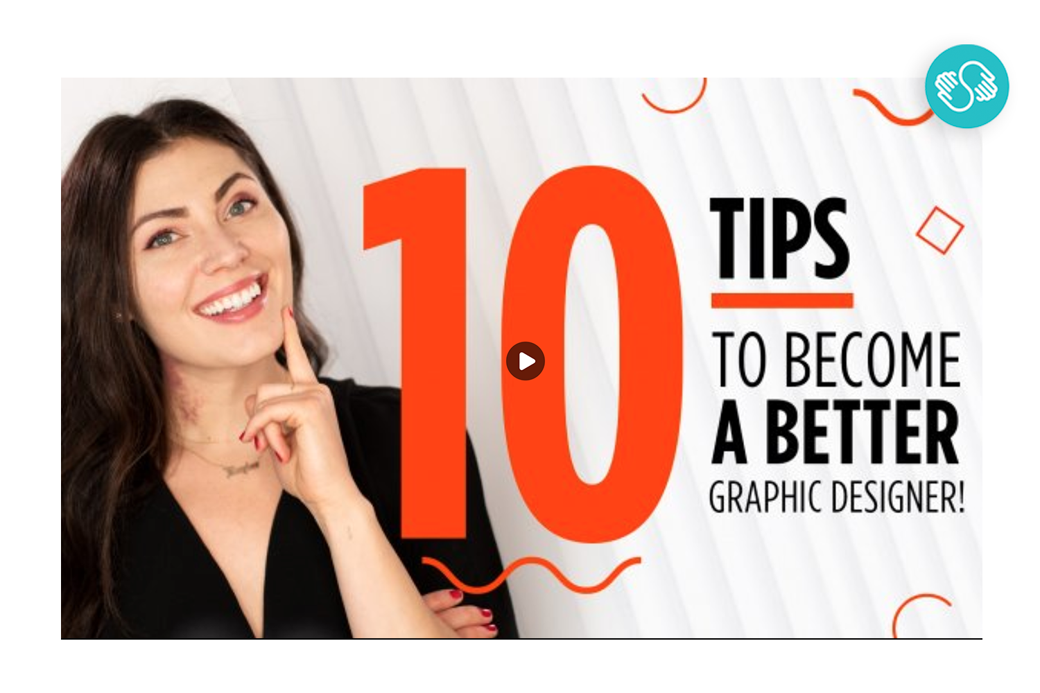 Haylee Jordan - 10 tips to becoming a better graphic designer